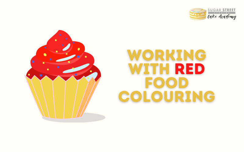 Working with red food colouring Blog Cover (1)