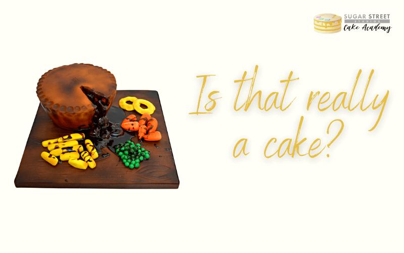 food illusion cakes
