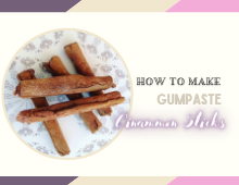 How to make cinnamon sticks