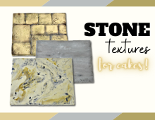 Stone Textures for Cakes
