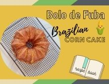 Brazilian Corn Cake