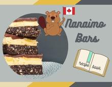 No Bake Nanaimo Bars